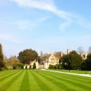 Trinity College Lawn