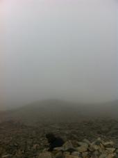 Panoramic views from the peak