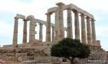 Posiedon's temple
