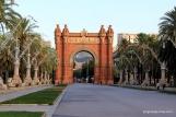The Arc De Triomphe
