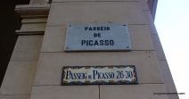 Near the Picasso Museum