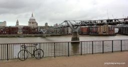 Millennium (ak from. Harry Potter) Bridge