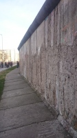 Remaining section of Berlin Wall